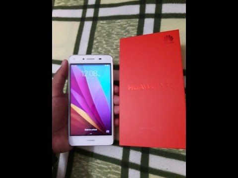 Huawei Y5 II - Unboxing, Setup & First Look