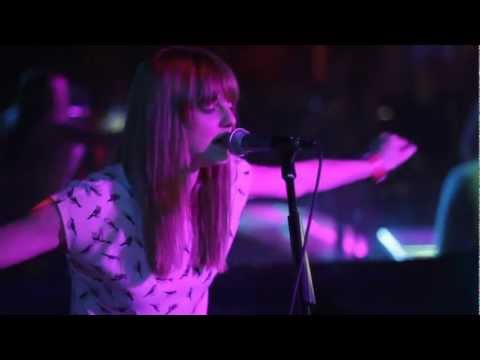 Running Red Lights - Dear Liza (Live) - EP SneakPeek Show (04/20/12)