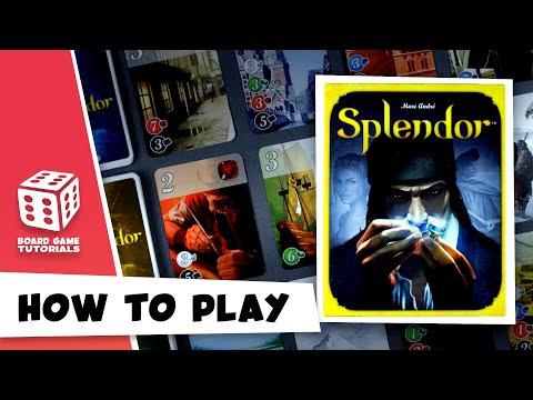 How To Play Splendor