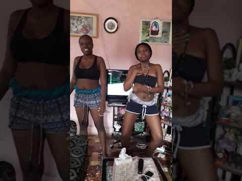 Elles dansent trop bien  la façon que tu tourne ca Gabon likokou Kassy ft  ash