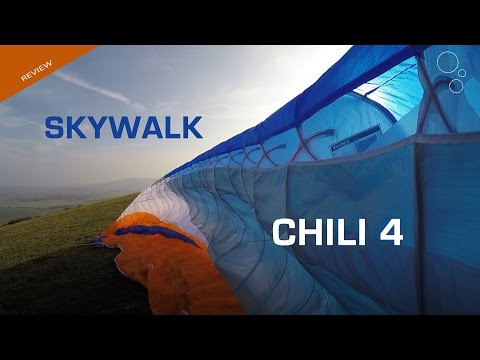 Skywalk CHILI 4 (Paraglider Review)