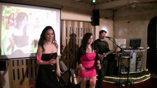 """Angelina"" with Jenny, Sean and Zandra-B. (cover Lou Bega)"