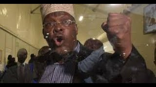 Kepha Ojijo:Miguna Miguna is someone who can not compromise his rights