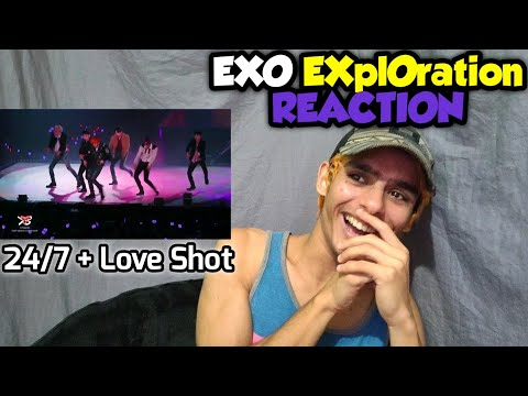 Download Exo 엑소 247 Love Shot Exploration Reaction MP3 and