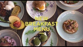 Welcome Autumn with our brand new breakfast menu!