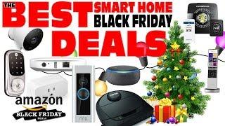 Best Tech Deals Smart Home Black Friday Christmas 2018