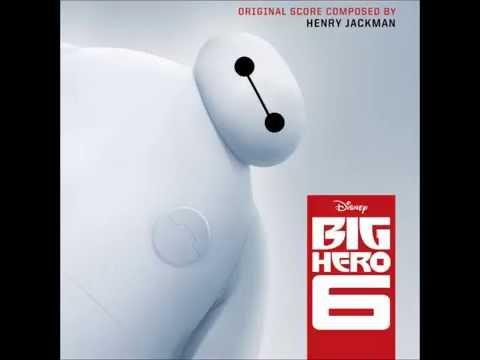 Big Hero 6 Soundtrack - 14 First Flight (Henry Jackman)