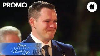 Disney's Fairy Tale Weddings | Season 1, Episode 4 Promo: The Circle Of Love | Freeform