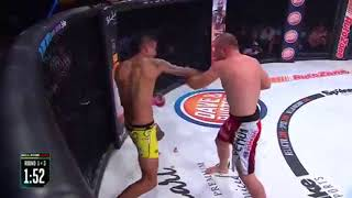 Bellator MMA: Alexander Shlemenko vs. Kendall Grove Best Moments Bellator MMA