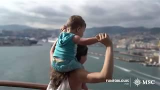 MSC Seaview: Fun For Louis an Bord