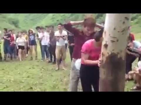 Trò chơi hài hước làm nổ bóng bay phiên bản Việt =))