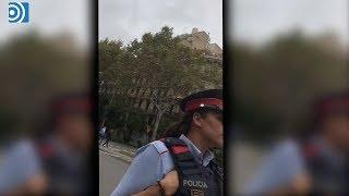 La Lección De Legalidad De Un Ciudadano Catalán A Los Mossos