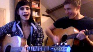 Labrinth - Let The Sunshine acoustic cover