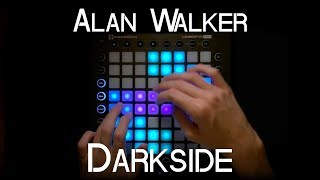 Alan Walker - Darkside (feat. Au/Ra & Tomine Harket) | Launchpad Performance + Project File