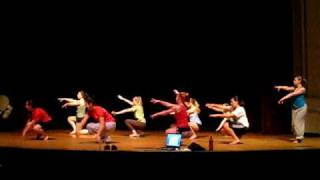 Variant Dance Troupe - She's a Lady