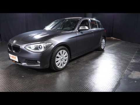 BMW 1-sarja 116 D F20 TwinPower Turbo 5ov Business, Monikäyttö, Manuaali, Diesel, GKF-307