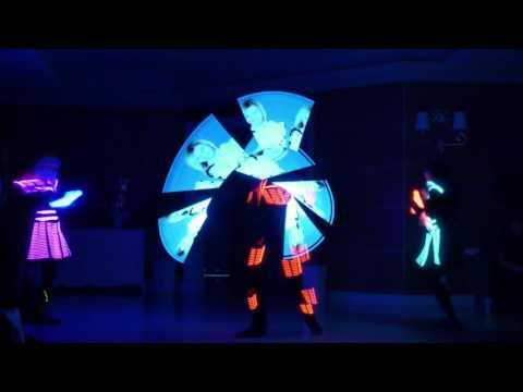 MetanoiaShow (світлодіодне шоу), відео 1