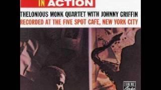 "Thelonious Monk Rhythm-a-ning"""