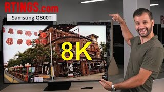Video: Samsung Q800T 8K TV Review (2020) – Does 8k really make a difference?