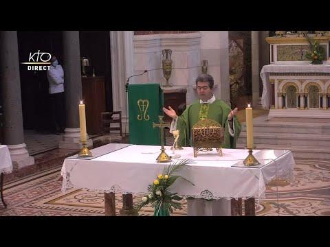 Laudes et Messe du 27 juillet 2021 à Notre-Dame de la Garde