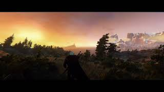 The Witcher 3 Graphics 2020  Immersive Lighting Nudel Edition  Project Resonance Reshade