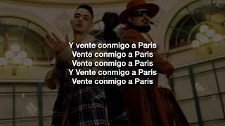 Dellafuente, C. Tangana, Alizzz   París   Letra
