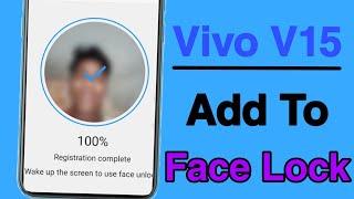 vivo v15 face unlock kaise kare - TH-Clip