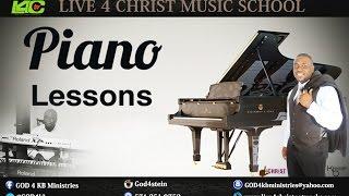 L4C-NET: Piano 101 Lesson 6 (Live Praises Session with Jonny - UK)