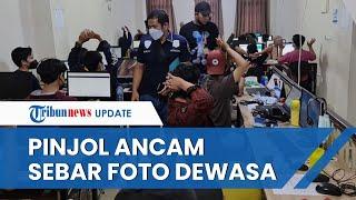 Polisi Ciduk Perusahaan Pinjol Koleksi Foto Dewasa Jakarta, Pakai untuk Teror dan Ancam Debitur