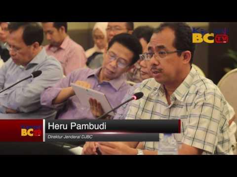 Pemaparan Dirjen Bea Cukai dalam Acara FORKEM 2016