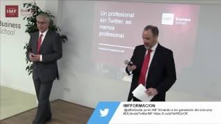 MASTERCLASS Alfredo Vela: razones por las que estar en Twitter