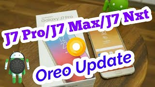 Samsung J7 Max flash custom rom 8-0 android oreo - Kênh