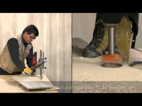 Cómo hacer un mueble colgante