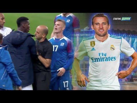 Paul Pogba Murka - Real Madrid Siapkan Dana 3.5T Untuk Kane (Berita Bola Terlengkap 15/10/18)