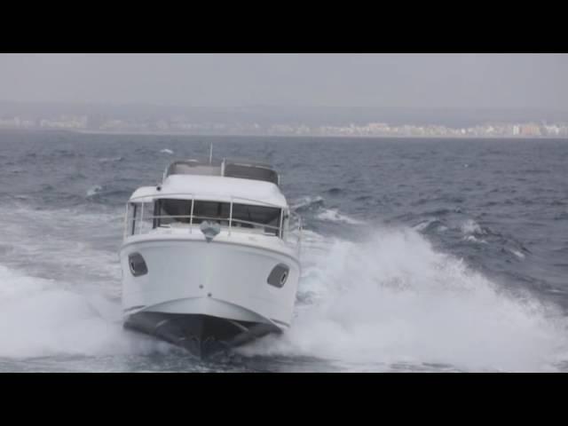 Beneteau Swift Trawler 30 review | Motor Boat & Yachting