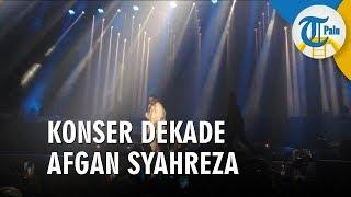 Konser Dekade Afgan Hanyutkan Para Afganisme