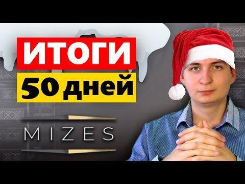 Mizes / Подводим итоги уходящего года (50 дней хорошей работы проекта)