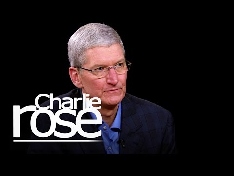 """Tim Cook Says Apple Has Never Shared Data: """"You're Not Our Product"""""""