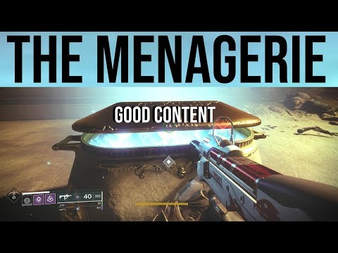 Destiny 2: Why The Menagerie is the Best Content Bungie has made