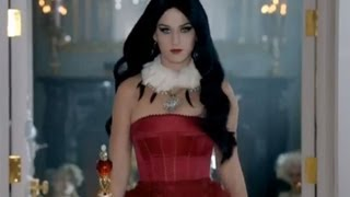 "KATY PERRY ROYAL ""KILLER QUEEN"" COMMERICAL DEBUTS!"