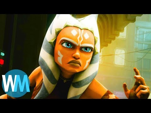 Top 10 Star Wars TV Characters That Need to Be in the Films