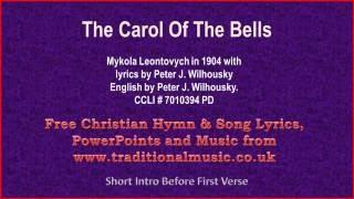 Silver Bells(Carol Of The Bells) - Christmas Carols Lyrics & Music