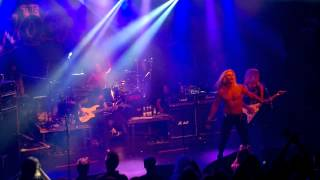 The Local Band - Shot in the dark (Ozzy cover) @ Tavastia 14.8.2015