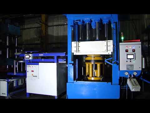 Hydraulic Deep Draw Press Triple Action
