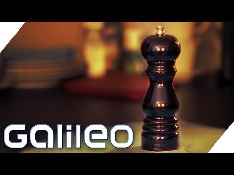 Billigprodukt vs. Profi-Gerät: Welche Pfeffermühle macht das Rennen? | Galileo | ProSieben