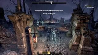 The Harborage Quest Elder Scrolls Online