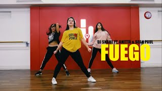 FUEGO 🔥   Dj Snake Ft. Anitta & Sean Paul  Choreography By Matias Goiriz