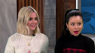 Maia Mitchell And Cierra Ramirez Dish On All Things Good Trouble
