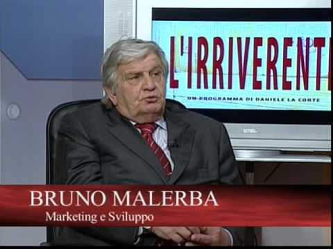 L' IRRIVERENTE : BRUNO MALERBA