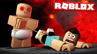 ESCAPE THE BEAST BABY IN ROBLOX